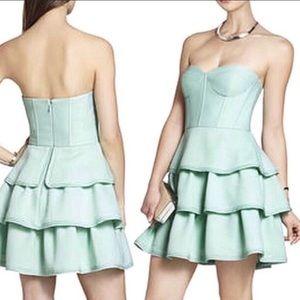 BCBG Strapless Dress Jaclyn sz 0